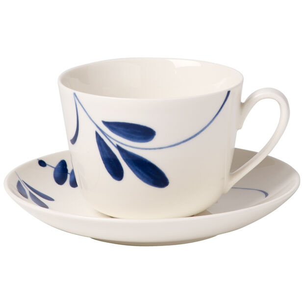 Old Luxembourg Brindille Coffee/tea cup & saucer 2pcs, , large