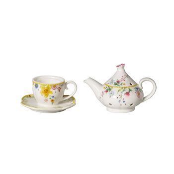 Spring Awakening Tea light holder set, 2pcs.