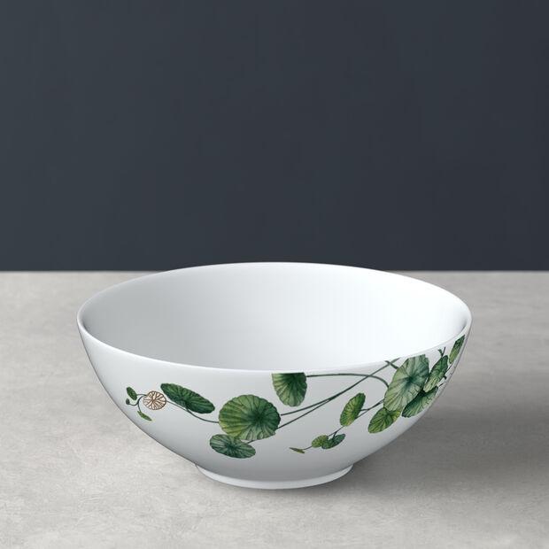 Avarua bowl, 600 ml, white/multicoloured, , large
