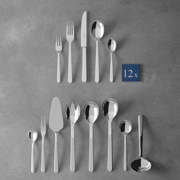 Louis Cutlery set 68pcs 44x29x9cm, , large