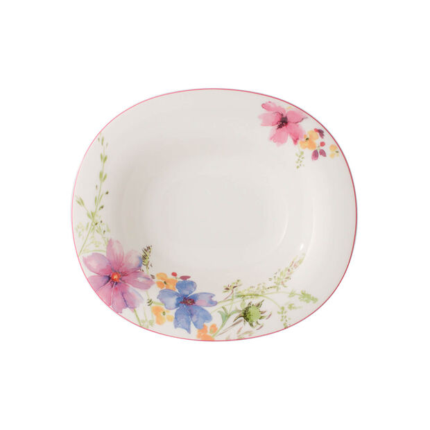 Mariefleur Basic oval soup plate, , large