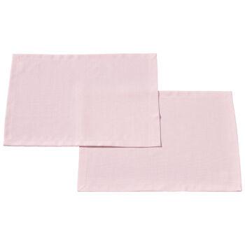Textil Uni TREND Placemat Rose S2 35x50cm