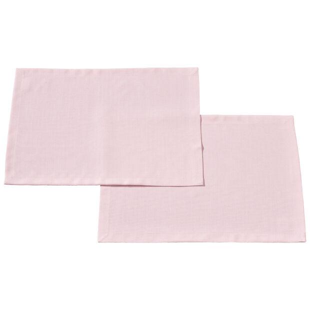 Textil Uni TREND Placemat Rose S2 35x50cm, , large