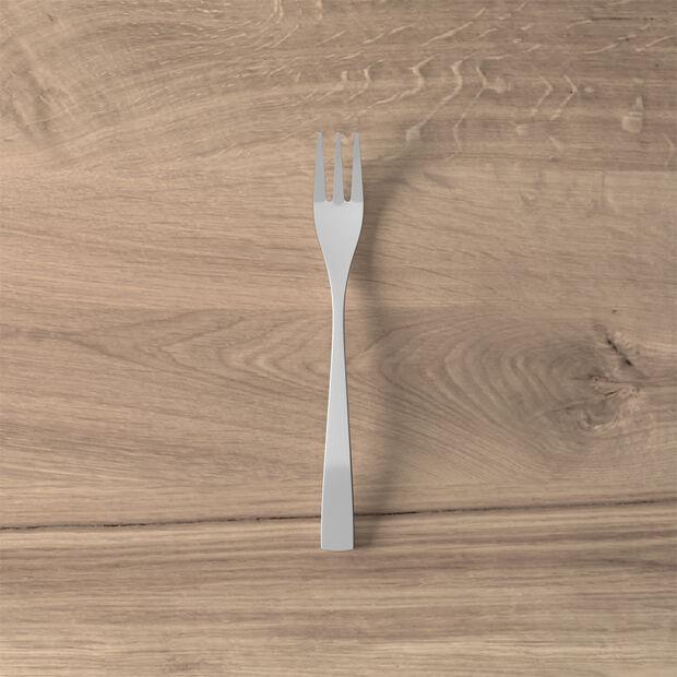 Modern Line cake fork, , large