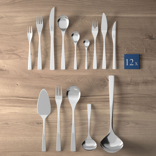 Modern Line cutlery set 113 pieces, , large