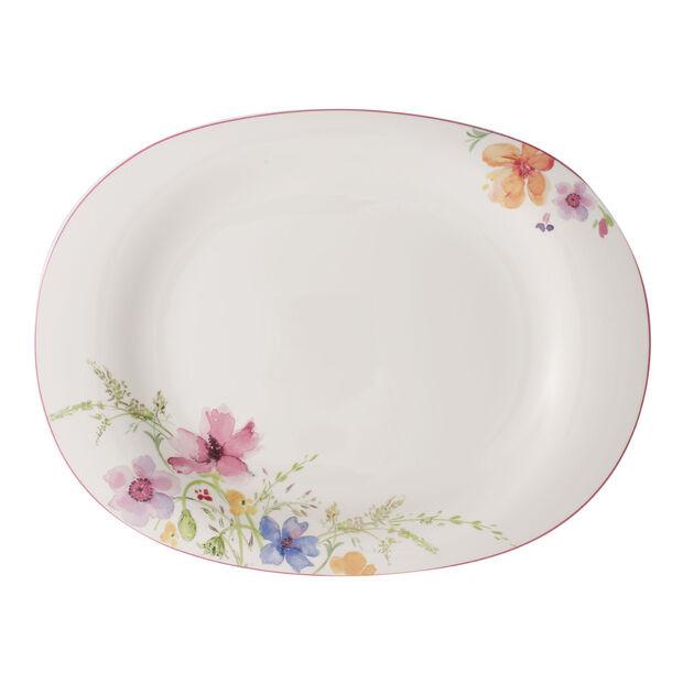 Mariefleur Basic serving plate 42 cm, , large