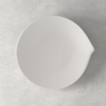 Flow small dinner plate 26 x 24 cm