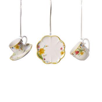 Spring Awakening ornaments 3-piece set