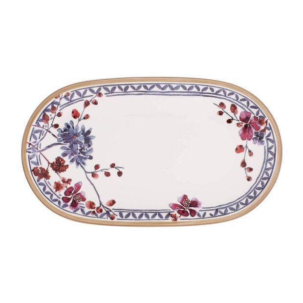 Artesano Provençal Lavender oval fish plate 43 x 30 cm, , large