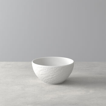 Manufacture Rock Blanc bowl