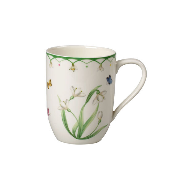 Colourful Spring coffee mug, , large