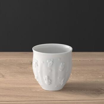 Toy's Delight Royal Classic handleless mug, white, 250 ml