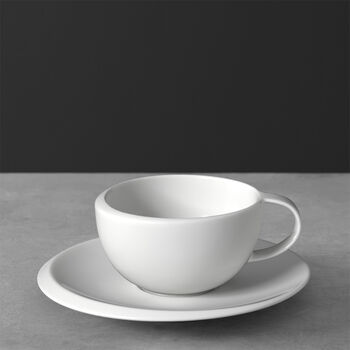 NewMoon Coffee cup & saucer 2pcs 17x17x6,5cm