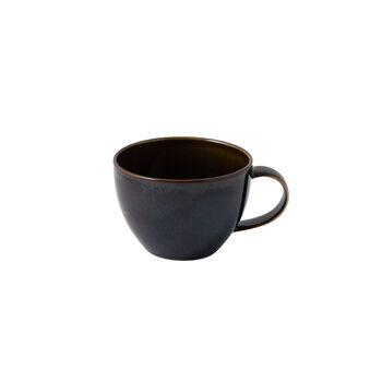 Crafted Denim coffee cup, blue, 250 ml
