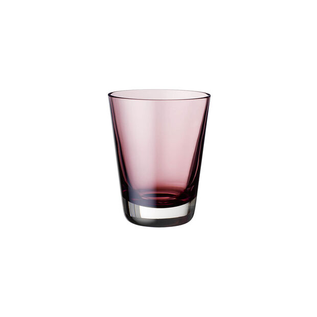 Colour Concept cocktail/water/long drink glass Burgundy 108 mm, , large
