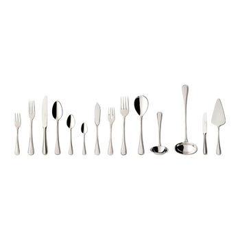 Neufaden Merlemont table cutlery 113 pieces Lunch 49 x 34 x 18 cm