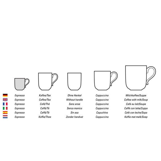 Mariefleur Basic mocha/espresso cup, , large