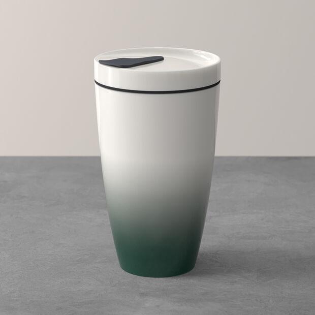 To Go coffee mug M green, , large
