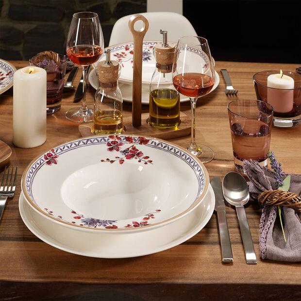 Artesano Provençal Lavender soup plate 25 cm, , large