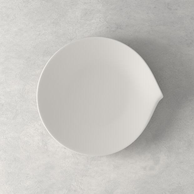 Flow breakfast plate, , large