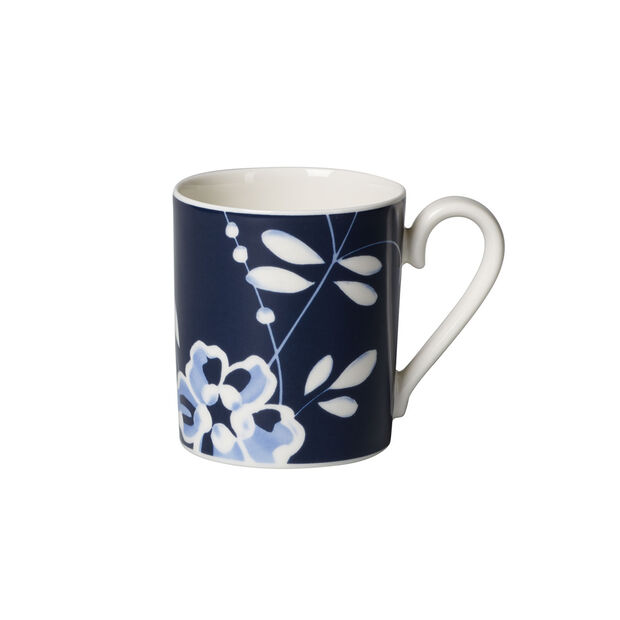Old Luxembourg Brindille blue coffee mug, , large
