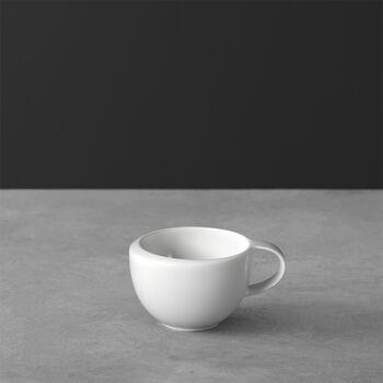 NewMoon espresso cup, 100 ml, white