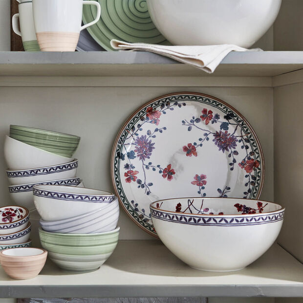 Artesano Provençal Lavender round bowl 24 cm, , large