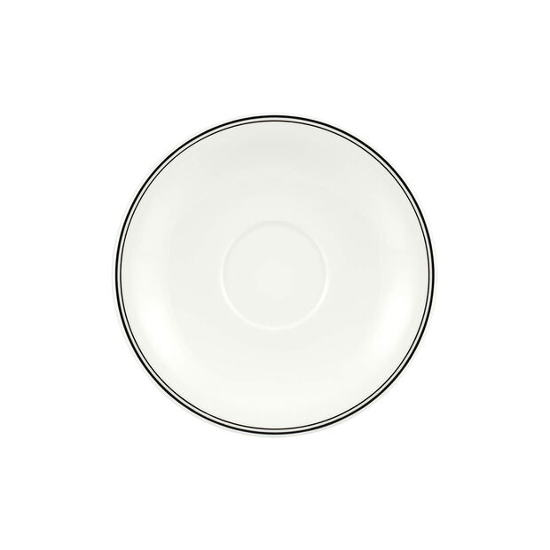 Charm & Breakfast Design Naif Saucer white coffee cup XL 20cm, , large