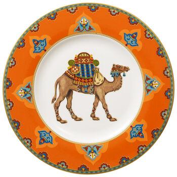 Samarkand Mandarin breakfast plate