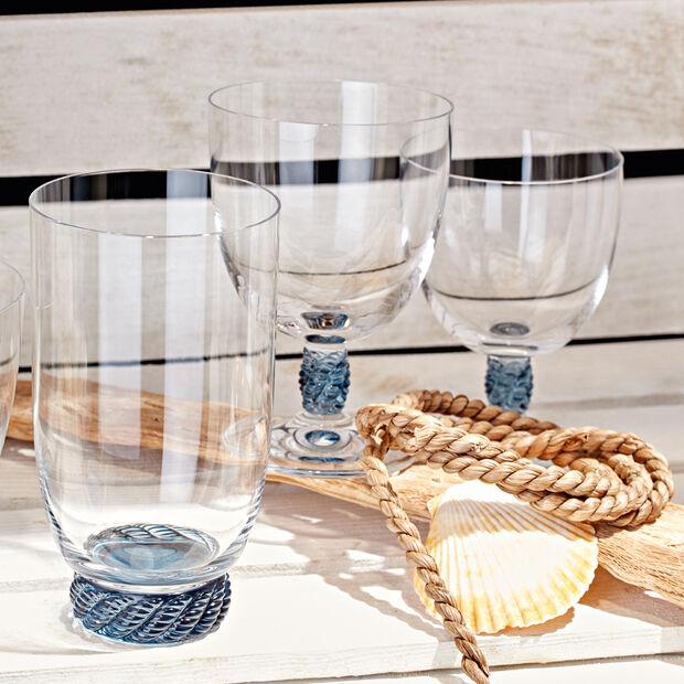 Montauk Aqua large wine glass, , large
