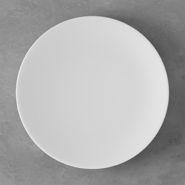 Anmut coupe dinner plate, , large