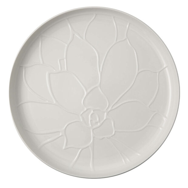 it's my home tray Socculent, 34 cm, white, , large