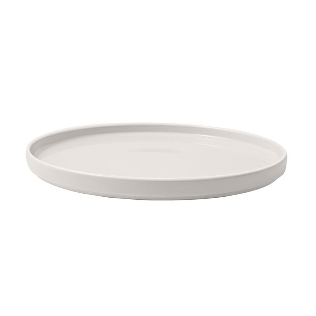 Iconic universal plate, white, 24 x 2 cm, , large