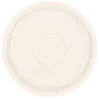 Manoir soup cup saucer