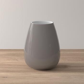 Drop small vase Pure Stone