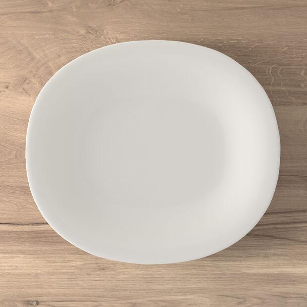 New Cottage Basic oval dinner plate, , large
