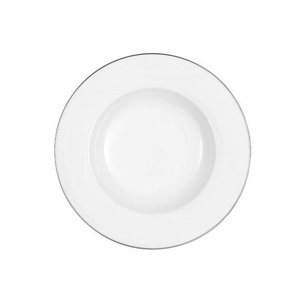 Anmut Platinum No.1 soup plate, , large