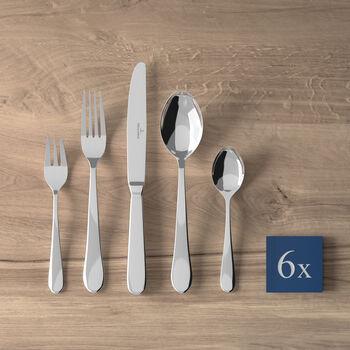 Oscar Cutlery set 30pcs 44x28x5cm