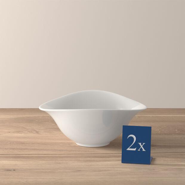Vapiano salad bowl 2-piece set, , large