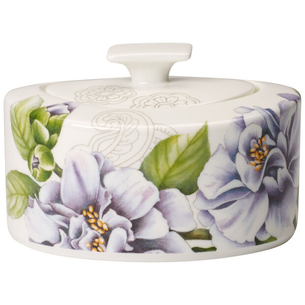 Quinsai Garden sugar bowl for 6 people, , large