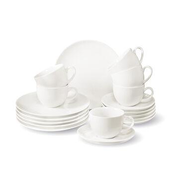 vivo | Villeroy & Boch Group New Fresh Basic Coffee Set 18pcs