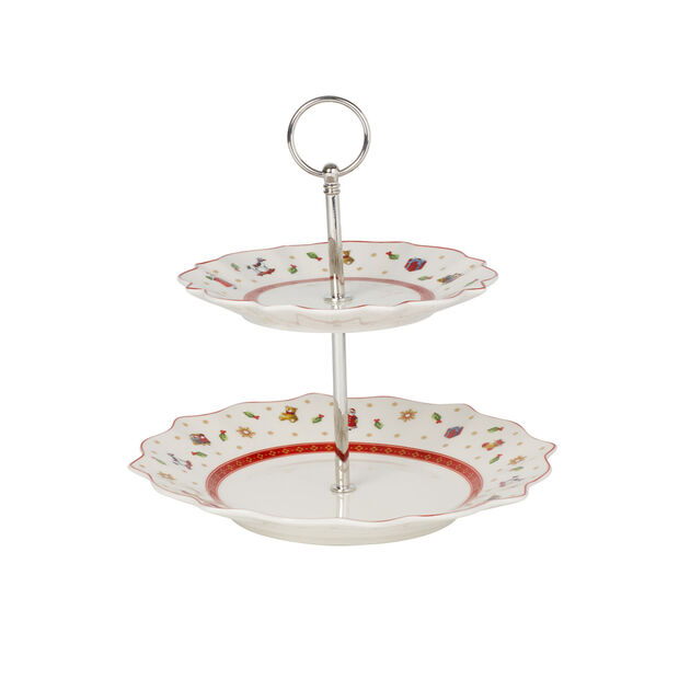 Toy's Delight small cake stand, , large