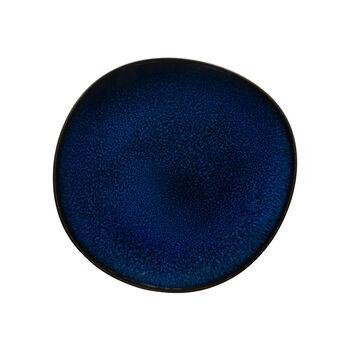 Lave Bleu breakfast plate