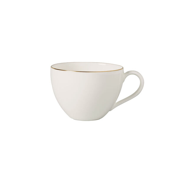 Anmut Gold coffee cup, white/gold, , large