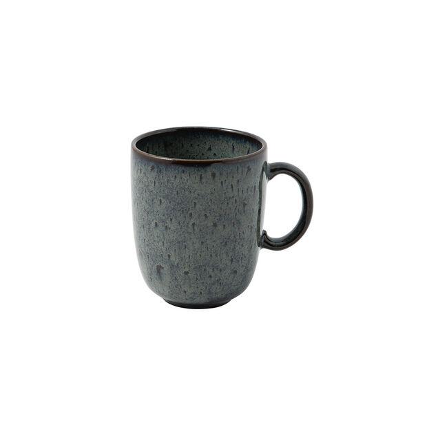 like. by Villeroy & Boch Lave Gris coffee mug, , large