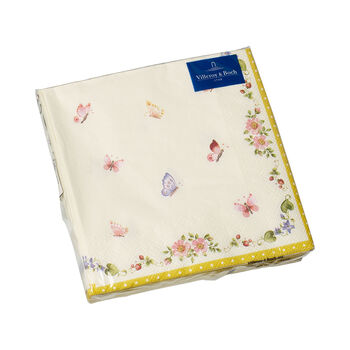 Easter Accessories napkins, butterfly, 33 x 33 cm, 20 pieces