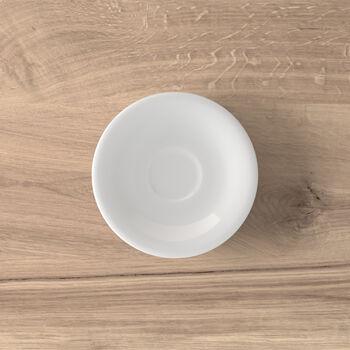 Home Elements mocha/espresso cup saucer