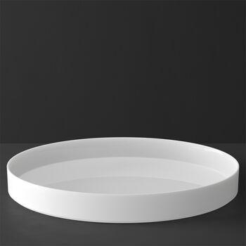 MetroChic blanc Gifts Serving / Decorative bowl 33x33x4cm