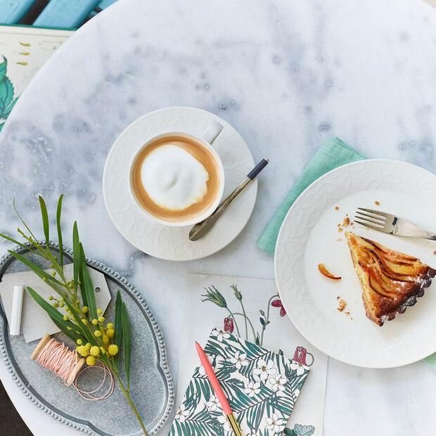 Caffè Club Floral Touch Saucer, , large