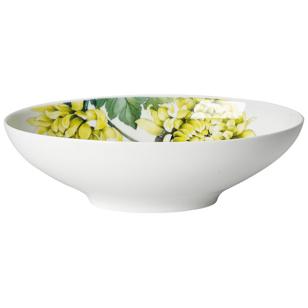 Quinsai Garden pickle dish/dessert bowl 19 x 12 cm, , large